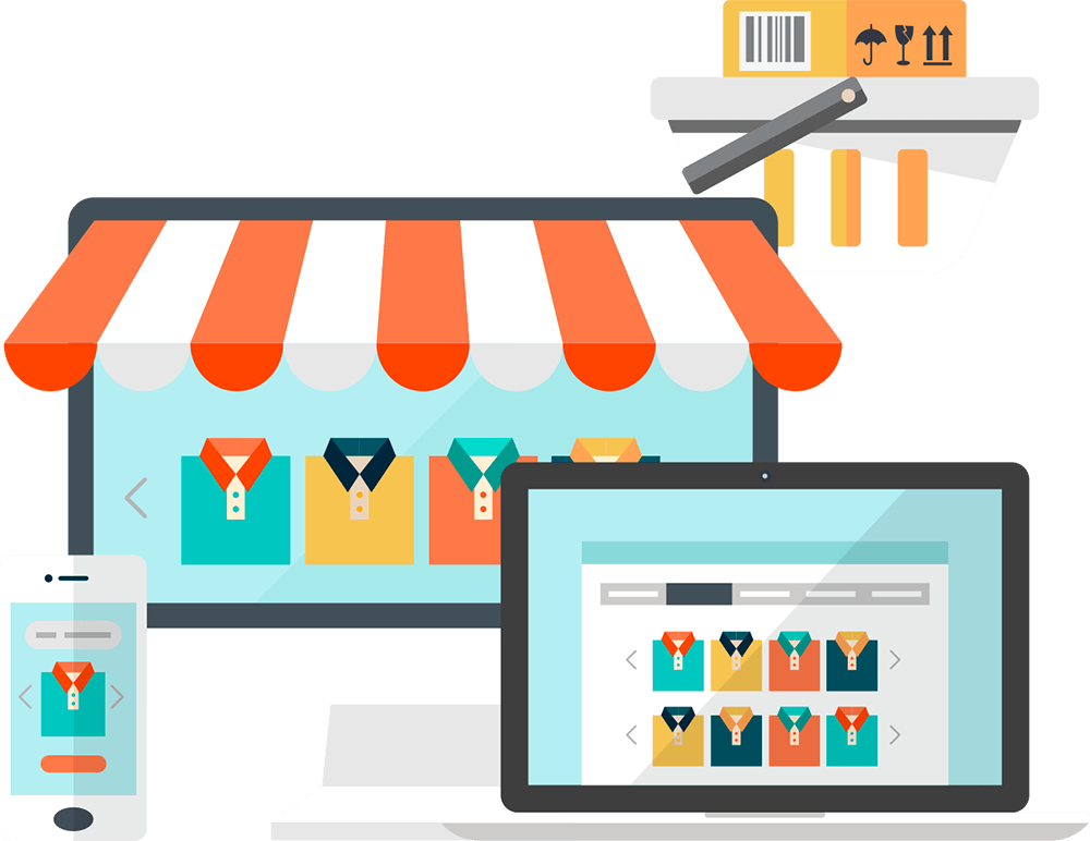 e-commerce website builders