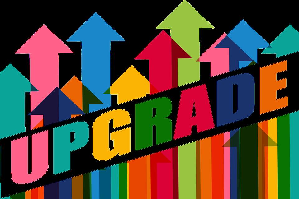 upgrade software