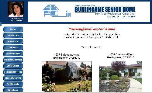 Burlingame Senior Home