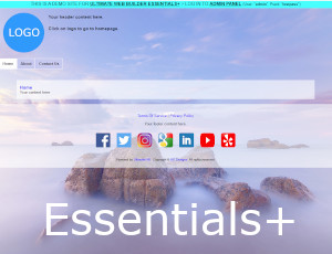 UltimateWB Demo Essentials+ - Frontend