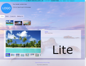 UltimateWB Demo Lite - Frontend